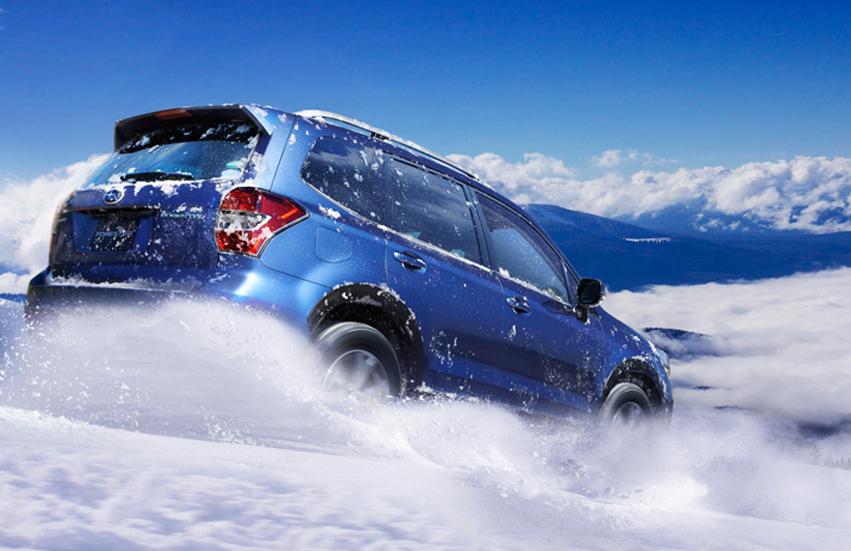 Специальное предложение на покупку Subaru Forester