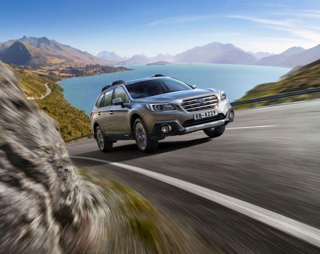 Новый Subaru Outback уже в Волгограде!