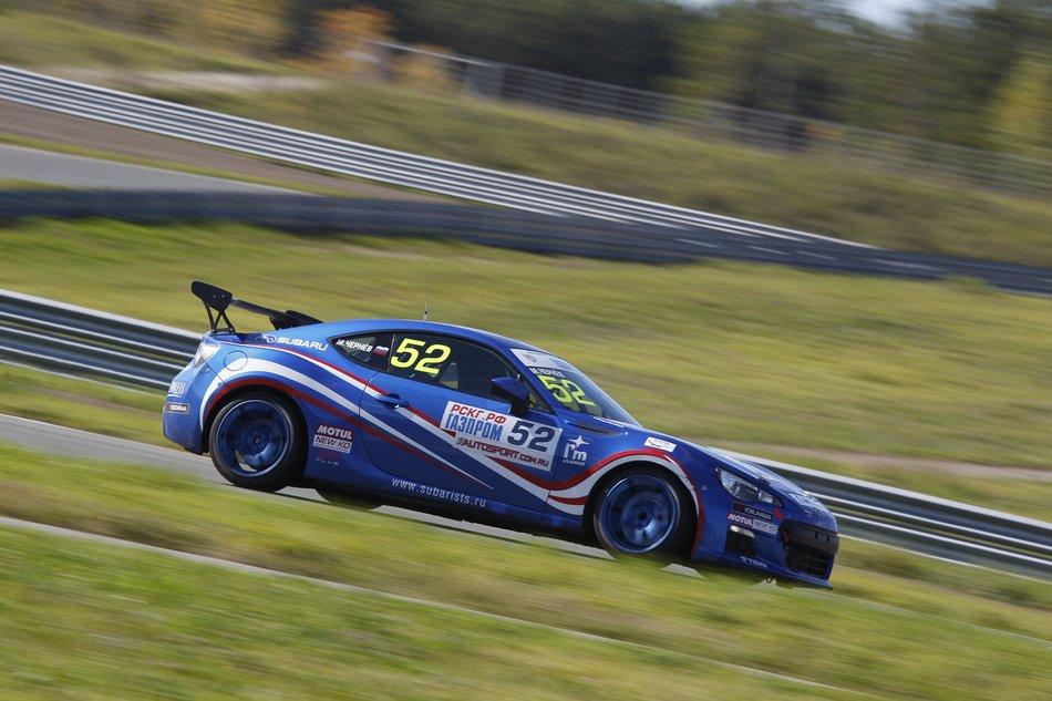 Subaru приумножает шансы на победу в новом сезоне РСКГ